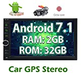 Best EinCar Camera For Cars - Free Rear Camera+Android 7.1 2GB 32GB Car Stereo Review
