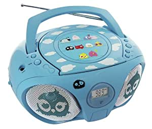 bigben interactive cd45 radiorekorder cd player amazon. Black Bedroom Furniture Sets. Home Design Ideas