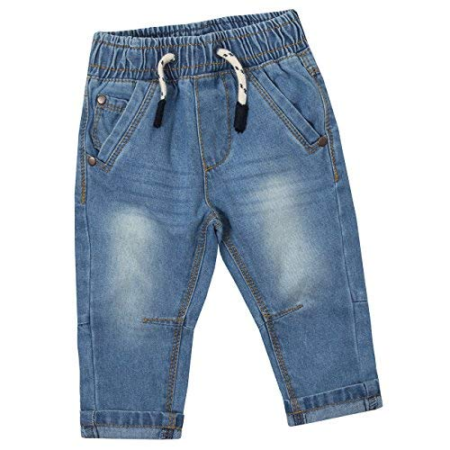 Baby Boys Jeans Pants Trousers T...