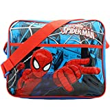 Best Spider-Man Book Bags For Boys - Ultimate Spider-Man Messenger Bag for Boys and Girls Review