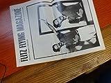 The Village Cry nr 8 (1982) Flitz Flying Magazine Werner Herzog