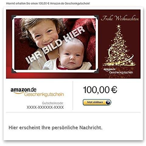 Amazon.de Gutschein per E-Mail mit eigenem Foto (Eleganter