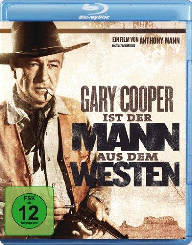 Der Mann aus dem Westen [Blu-ray] (Der Mann, Der Gezählt)
