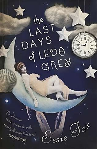 book cover of The Last Days of Leda Grey