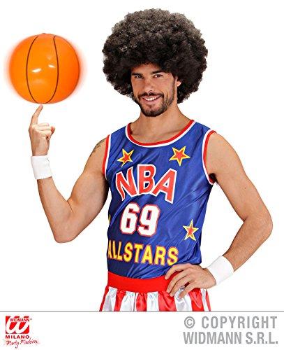 - BASKETBALL - aufblasbar, Sportler USA Trikot Nationalsport Korbball Mannschaft Player (Basketball Kostüme Für Männer)