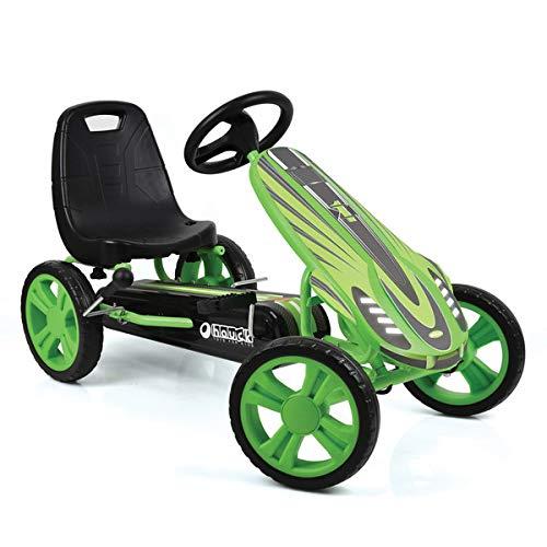 Hauck Kart a Pedales Speedster Verde