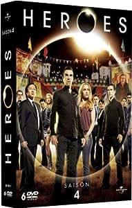 Heroes, saison 4 - Coffret 6 DVD