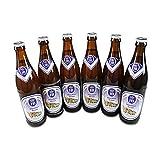 Hofbräu Münchner Weisse (6 Flaschen à 0,5 l / 5,1 % vol.)