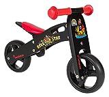 BIKESTAR® Original Frühstarter Kinderlaufrad für freche Zwerge ab ca. 18 Monaten ★ 7er Natur...