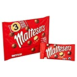 Maltesers Pack 3x 37g (Packung von 6)