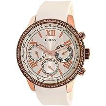Guess W0616L1 - Reloj con correa de goma, para mujer, multicolor