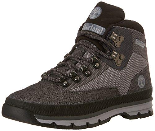Timberland - Euro Hiker Mid Jacquard - Boots Man Grey