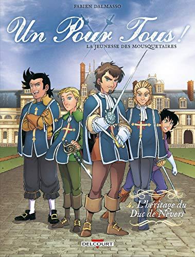 L' héritage du duc de Nevers / scénario & dessin Fabien Dalmasso |