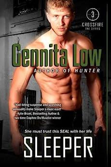 SLEEPER (Crossfire series Book 3) by [Low, Gennita]