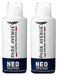Park Avenue Mens Deo, Neo Signature, 100g (Pack of 2)