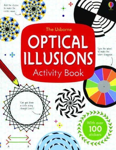 The Usborne Optical Illusions Activity Book