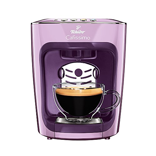 Tchibo Cafissimo Mini Kaffeemaschine, Poetry Purple