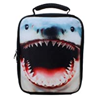 Nailhead Shark Insulated Shark Insulated Lunch Bag by Accessory Innovations