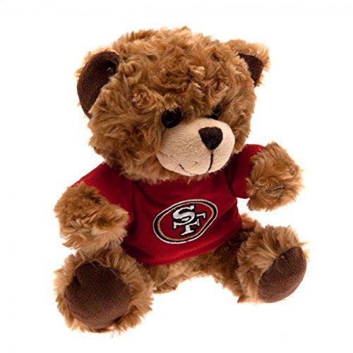 Maskottchen T-Shirt Bär San Francisco 49ers
