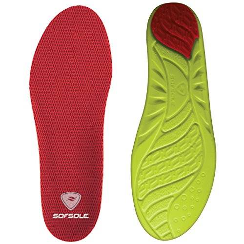 Sof Sole Arch Full Length Comfort High Arch Shoe Insole, Women's Size 5-7.5 (Sof Sole Arch Einlegesohlen)