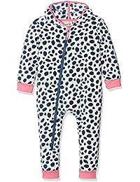 Kite Baby Girls' Dalmatian Onesie Dressing Gown