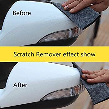 Union Powerise Magic Nano Meter Scratch Removing Cloth Slight Car