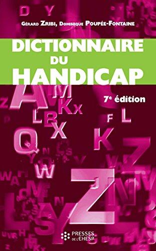 Dictionnaire du handicap - 7e édition