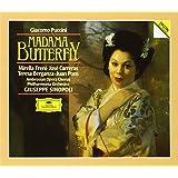 Puccini: Madama Butterfly (Gesamtaufnahme(ital.))