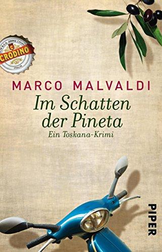 Im Schatten der Pineta: Ein Toskana-Krimi (Barbesitzer-Massimo-Reihe 1) (German Edition)
