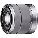 Sony SEL-1855.AE Objectif 18 55 mm f/3,5-5,6 pour Appareil photo NEX Aluminium