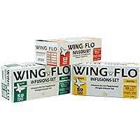 Wing-Flo 06869153 Flügelkanülen, 25 G (50-er Pack)