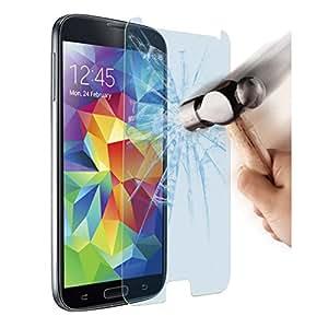 Muvit MUSCP0492 Film de protection d'écran pour Samsung Galaxy S5 Transparent