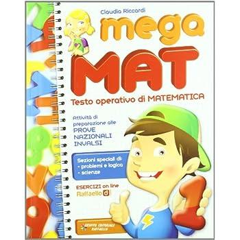 Mega Mat. Per Le Scuola Elementare: 1