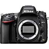 Nikon D610 24.3 MP Digital SLR Camera (Black) with Body Only