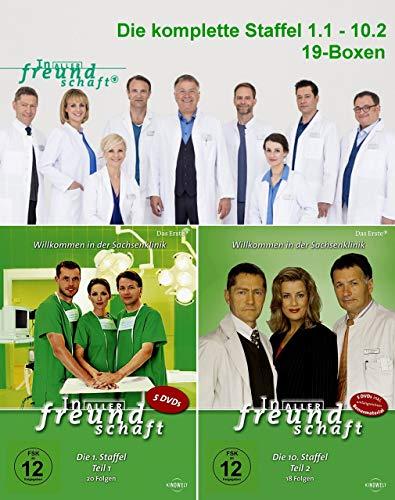Staffel 1-10 (100 DVDs)