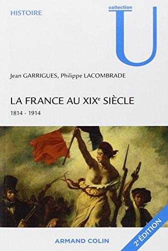 La France au XIXe siècle: 1814-1914