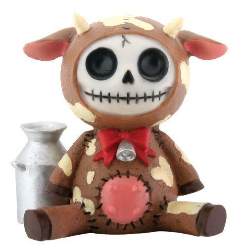 furry-bones-moo-moo-brown-holding-milk-figurine