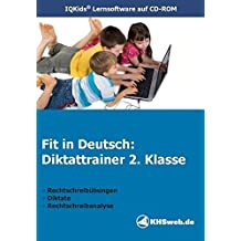 Fit in Deutsch - Diktattrainer 2. Klasse Einzellizenz
