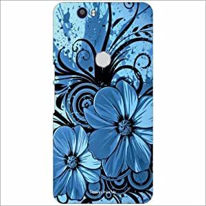 Design Worlds - Nexus 6P Designer Back Cover Case - Multicolor Phone Cover