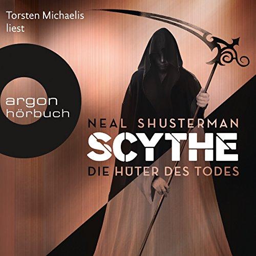 Buchseite und Rezensionen zu 'Die Hüter des Todes (Scythe 1)' von Neal Shusterman