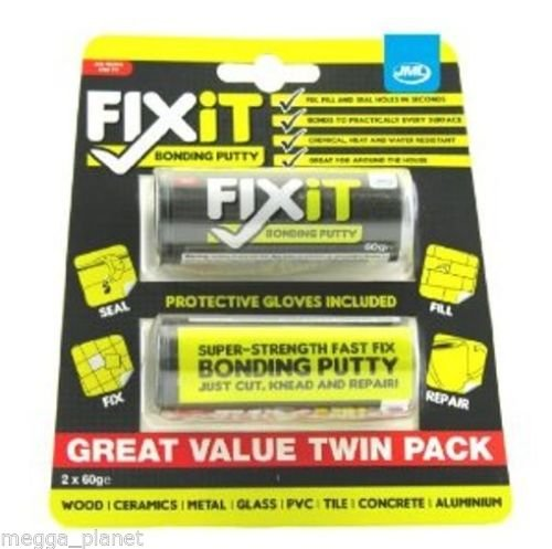 twin-pack-jml-fix-it-multi-purpose-universal-super-bonding-adhesive-diy-putty-glue-filler-epoxy-all-