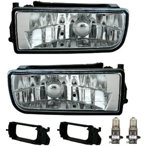 kmhnse36–Fendinebbia, vetro trasparente per BMW E36,