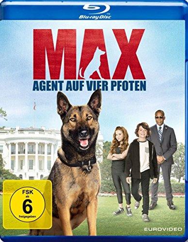 Max – Agent auf vier Pfoten [Blu-ray]