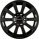 Borbet C2C black glossy 8x18 ET45 5.00x120 Hub Bore 65.10 mm - Alu felgen
