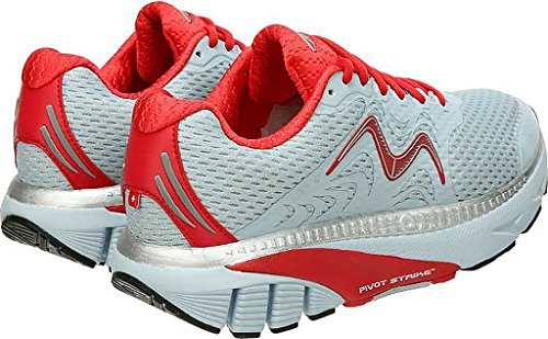 MBT GT 18 M Gray/Red Schuhe Grey/Red