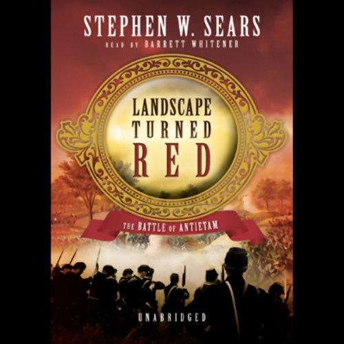 Landscape Turned Red  Audiolibri