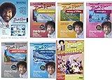 BOB ROSS Workshop KOMPLETTE EDITION 7 DVD BLUMENMALEREI GRANDEUR OF SUMMER AUTUMN OF STREAM WINTERGLORY WINTER HARMONY WINTER NOCTURNE