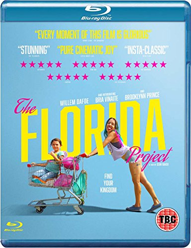 The Florida Project [Blu-Ray] [Reino Unido]