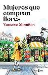 Mujeres que compran flores par Vanessa Montfort