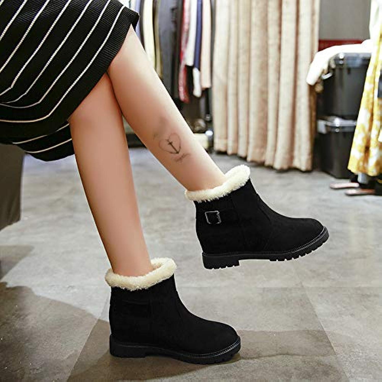 bottes bottes bottes pour la neige, femelle dure avec martin bottes, l'automne et l'hiver, les bottes et les bottes b07hmsmw4p velours parent | D'adopter La Technologie De Pointe  e1a396